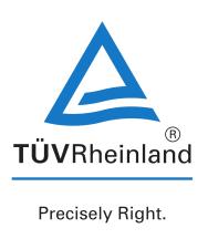 Логотип TUV